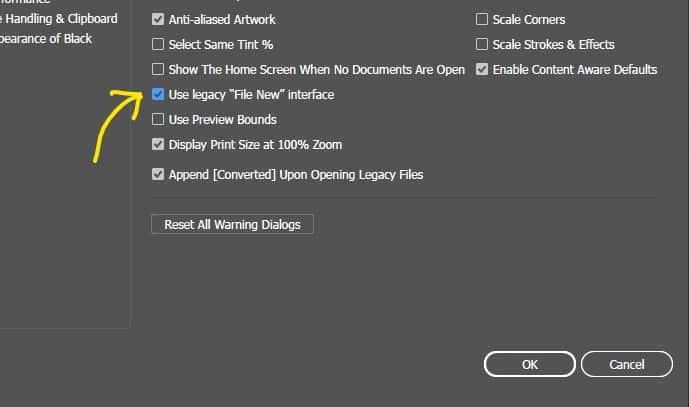 use legacy file new interface-use legacy file new interface- how to change illustrator interface
