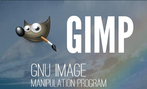 Gimp free offline design software