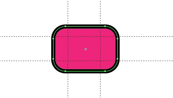 9-slice scaling 9 sections